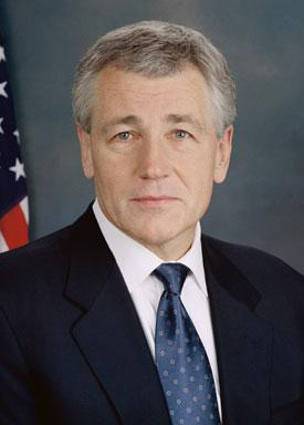 My Afternoon With Chuck Hagel