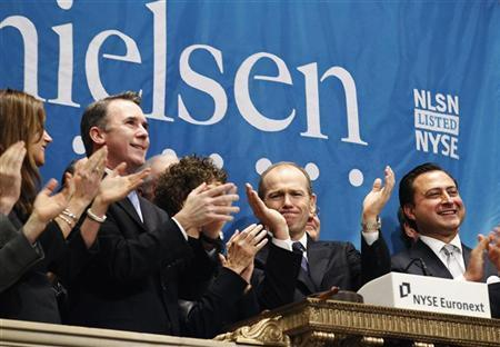 Eyeballs Meet Eardrums As Nielsen Acquires Arbitron