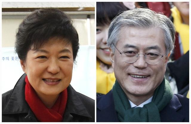 South Korea's presidential candidates