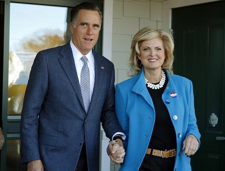 'It Kills Me Not To Be ... In The White House': Mitt Romney