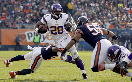Vikings In Serious Wild Card Contention