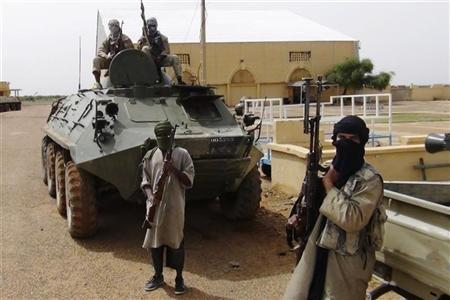 Mali's Use Of Child Soldiers Condemned By Human Rights Campaigners