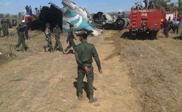 Myanmar Accident