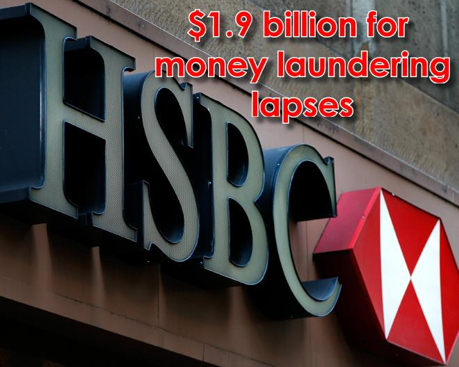 HSBC Bank Fine Graphic