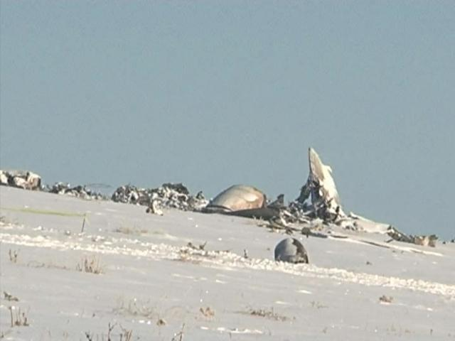 Kazakh plane crash