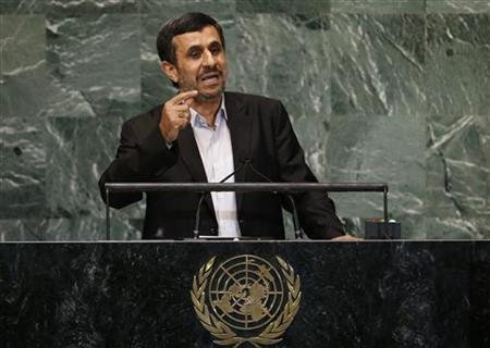 Ahmadinejad Vs. Clerics As Iran Passes Election Reform