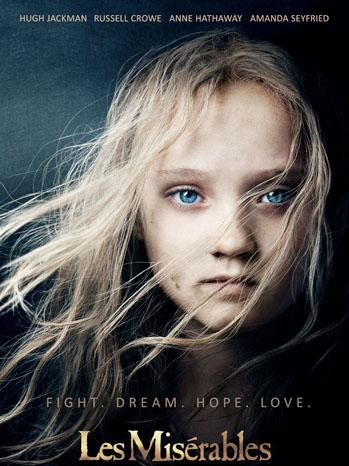 'Les Mis' Movie Review: Hathaway Steals The Show
