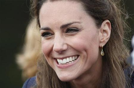 Is Pregnant Kate Middleton Having A Baby Girl? Duchess Reportedly 'Slips' She's Having A Daughter