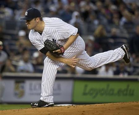 Yankees Rumors: Starter Phil Hughes Will Be Free Agent In 2014