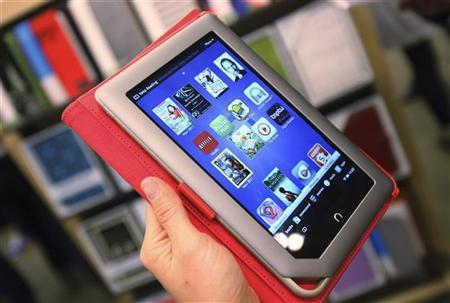 Why Barnes & Noble's Nook E-Reader Is Failing