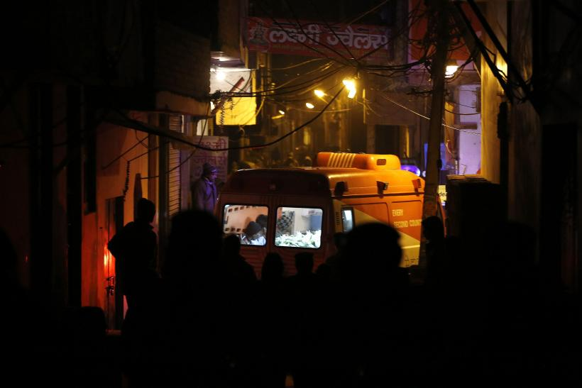 Delhi Gang-Rape Victim Cremated Amid Tight Security; Protests Continue