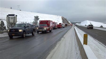 Oregon Bus Crash Kills 9, Injures 20 Amid Icy Conditions