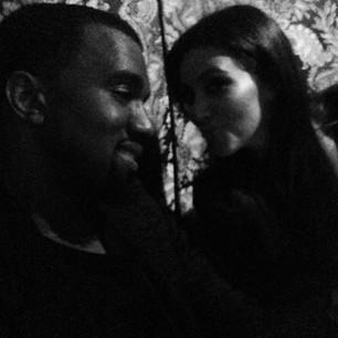 Kim Kardashian And Kanye West Expecting First Baby In 2013