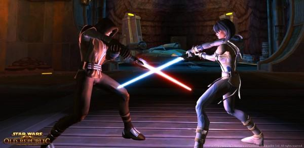 BioWare Promises It's Bringing Gay Relationships To 'Star Wars: The Old Republic'
