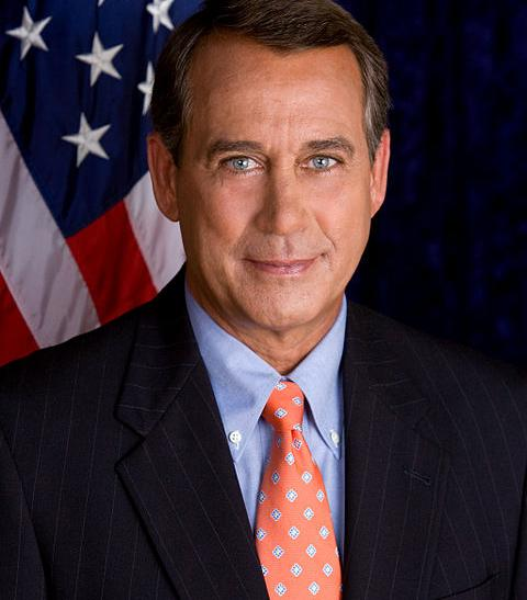 Rep. John Boehner Re-Elected As Speaker