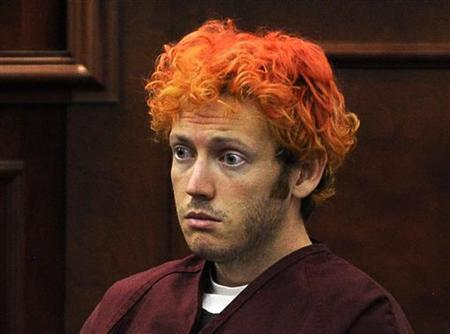 James Holmes In Court Monday, Prosecution To Outline Case Evidence Against Alleged Aurora Gunman [PHOTO]
