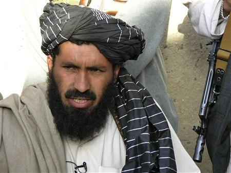 US Drone Kills Taliban Chief