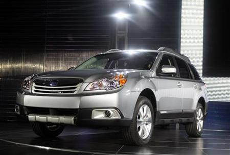 Subaru Recall 2013: Automaker Recalls Outback, Legacy And Other Top-Selling Models For 'Puddle Light' Issue