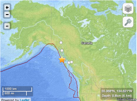 Alaska Earthquake's Fury Signifies Not Much