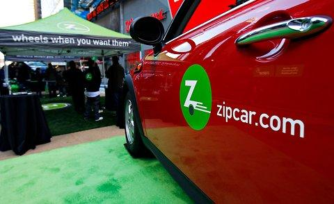 Take My Car, Please: Vehicle Sharing Scores Its First Big Deal