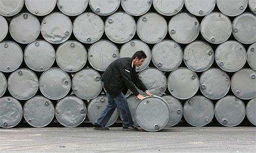Crude Oil Barrel