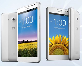 Trying Huawei's Ascend Mate, World's Largest Smartphone