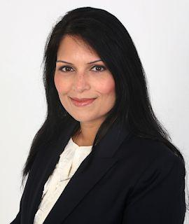 Priti Patel, MP: The New Face Of UK's Conservative Party
