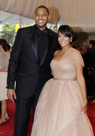 Carmelo Anthony And Lala Are Estranged