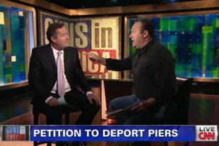 Petition To Deport Piers Morgan Receives Official White House Response (Spoiler: Morgan Isn't Going Anywhere)