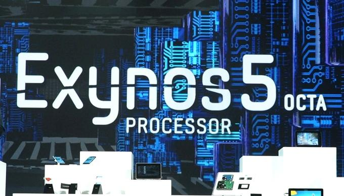 8-Core Exynos 5 Octa Processor