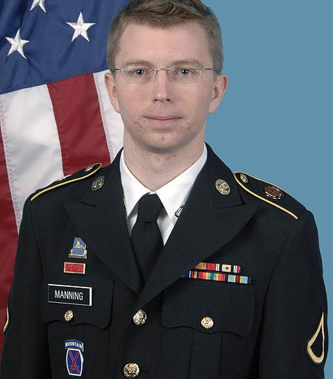 Bradley Manning's First Public Statement About WikiLeaks Case