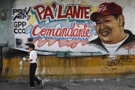 Venezuela's Weird Inauguration Day Has Arrived, But Chávez Has Not