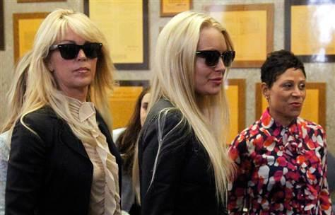 Dina Lohan Black Eye Pictures Surface After Shocking Michael Lohan Domestic Abuse Allegations