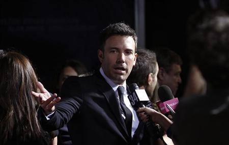 Ben Affleck Makes Oscar Snub Joke While Accepting Critics Choice Award For 'Argo'