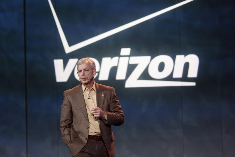 Lowell McAdam, Verizon's Chairman, CEO, and President, CES 2013