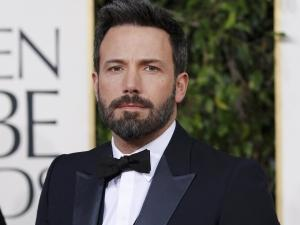 Ben Affleck Shrugs Off Criticism Over Batman Role