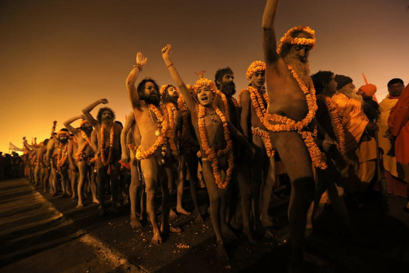 Maha Kumbh Mela: Spectacular Beginning for 'Largest Congregation Of Faith' (Photos)