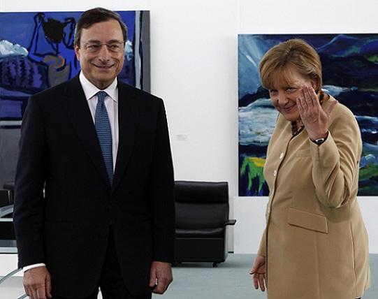 Merkel Draghi Jan 2013 5