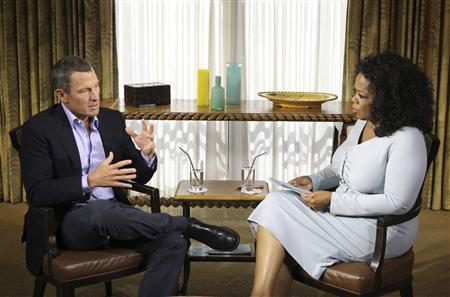 Armstrong Confronts Doping Charges In Oprah Interview