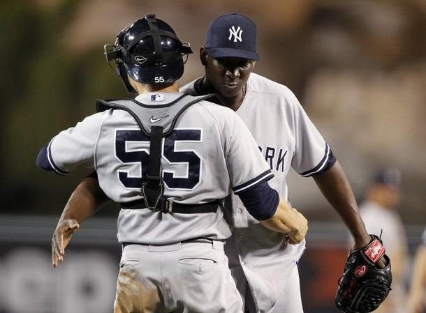 Rafael Soriano saved 42 games for the Yankees in 2012.