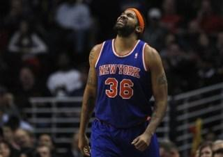 Knicks Rumors: Rasheed Wallace To Sit The Rest Of Season; New York Eyeing Kenyon Martin?