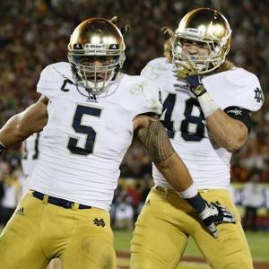 Manti Te'o Speaks With Couric