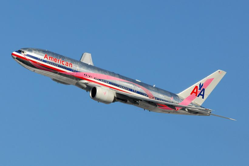 American Airlines' Logo Change