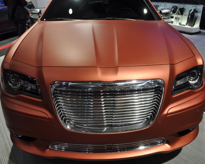 Chrysler 300s Turbine concept car