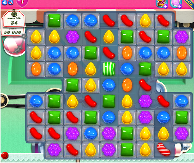 "King.com Usurps Zynga's Throne Atop The Social-Mobile Gaming Ladder With ""Candy Crush"""