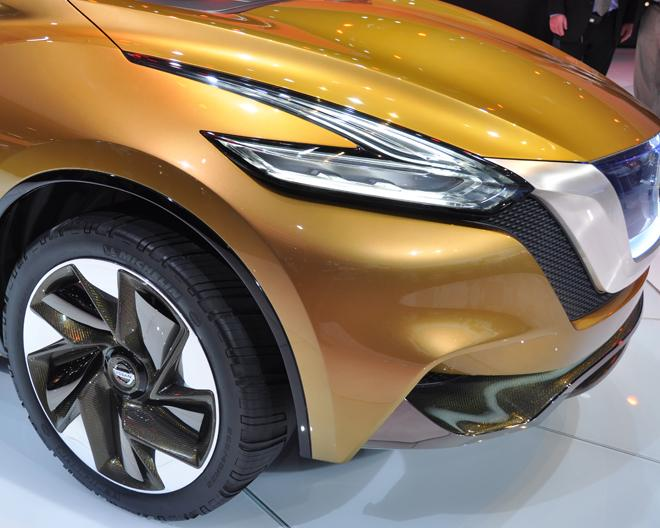 Nissan Resonance concept car