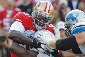 49ers' Linebackers, Atlanta Secondary Banged Up