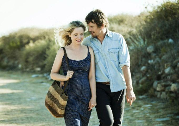 Delpy And Hawke In 'Before Midnight'