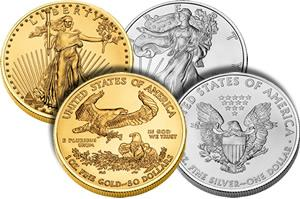 Gold And Silver Bullion Coin And Bar Shortages Continue