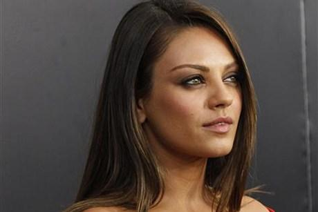 Mila Kunis As Anastasia Steele In '50 Shades of Grey'?